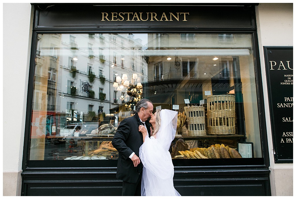 Marriage over 70. Wedding in Paris - Photographer in France Elena Usacheva
