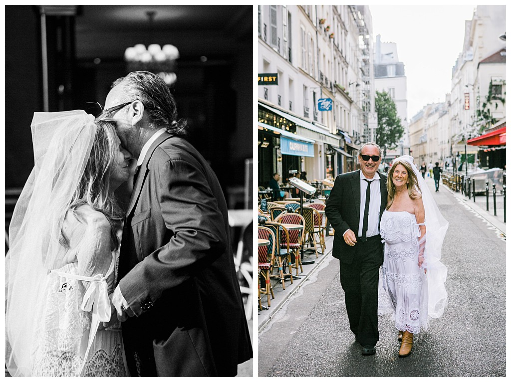 Wedding in Paris for beautiful couple - Photographer in Paris Elena Usacheva