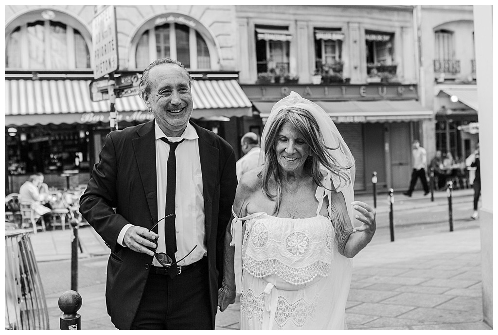 Paris Wedding for two - Elena Usacheva Photographer in France